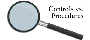 Difference Between Controls and Procedures in a SOC Audit